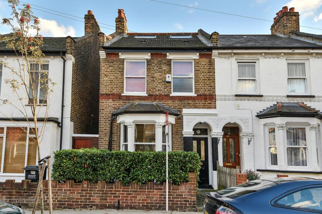 4 Bedrooms Terraced House for sale in Watcombe Road, South Norwood