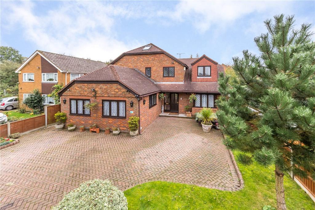 4 Bedrooms Detached House for sale in Folly Lane, Caddington, Luton, Bedfordshire