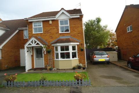 3 bedroom end of terrace house for sale - Galahad Close, Leicester Forest East, LE3