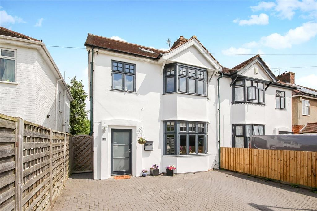5 Bedrooms Semi Detached House for sale in Southdale Road, Oxford, OX2