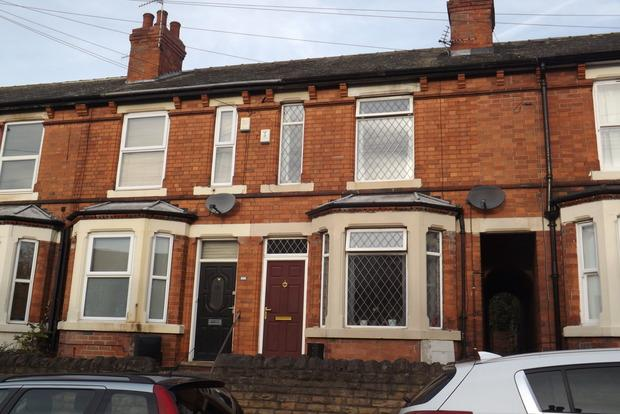 2 Bedrooms Terraced House for sale in Bannerman Road, Bulwell, Nottingham , NG6
