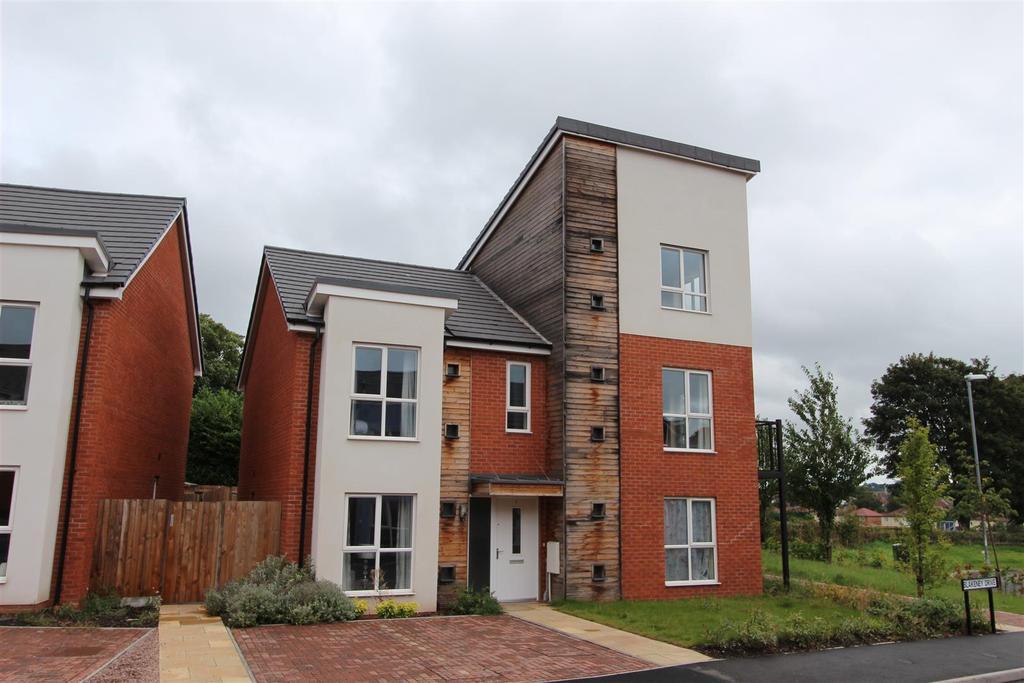 2 Bedrooms Semi Detached House for sale in Blakeney Drive, Bromsgrove