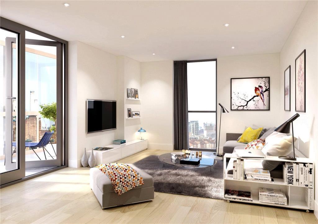 1 Bedroom Flat for sale in Battersea Exchange, Gladstone Terrace, London, SW8