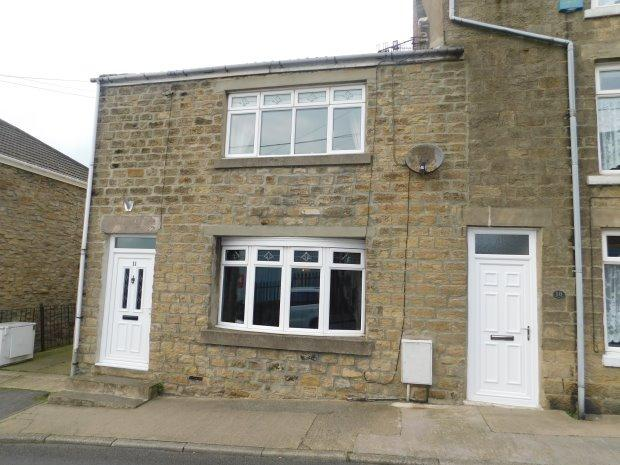 2 Bedrooms Terraced House for sale in IRONWORKS ROAD, TOW LAW, BISHOP AUCKLAND