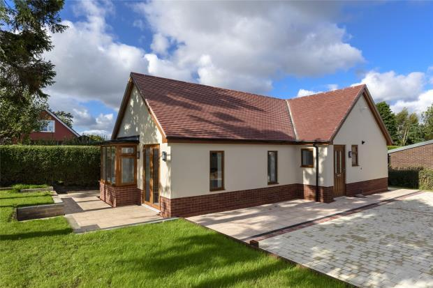 2 Bedrooms Bungalow for sale in The Bluebells, Betley Lane, Off Lyth Hill Road, Bayston Hill