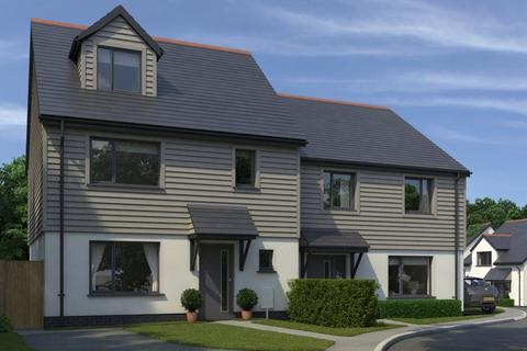 4 bedroom semi-detached house for sale - Penrose View, School Hill, Shortlanesend, Cornwall