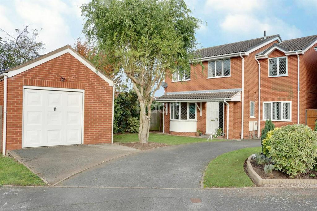 5 Bedrooms Detached House for sale in Studland Way, West Bridgford, Nottingham