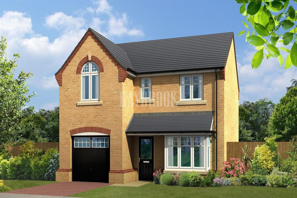 4 Bedrooms Detached House for sale in The Windsor, Meadow View