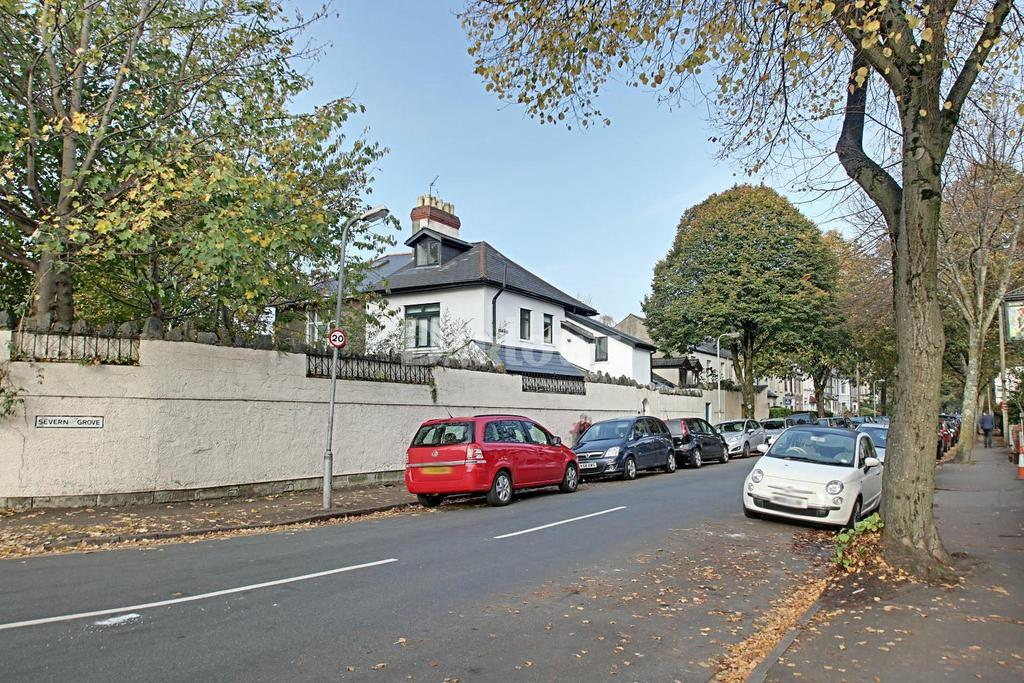 3 Bedrooms Terraced House for sale in Severn Grove, Pontcanna