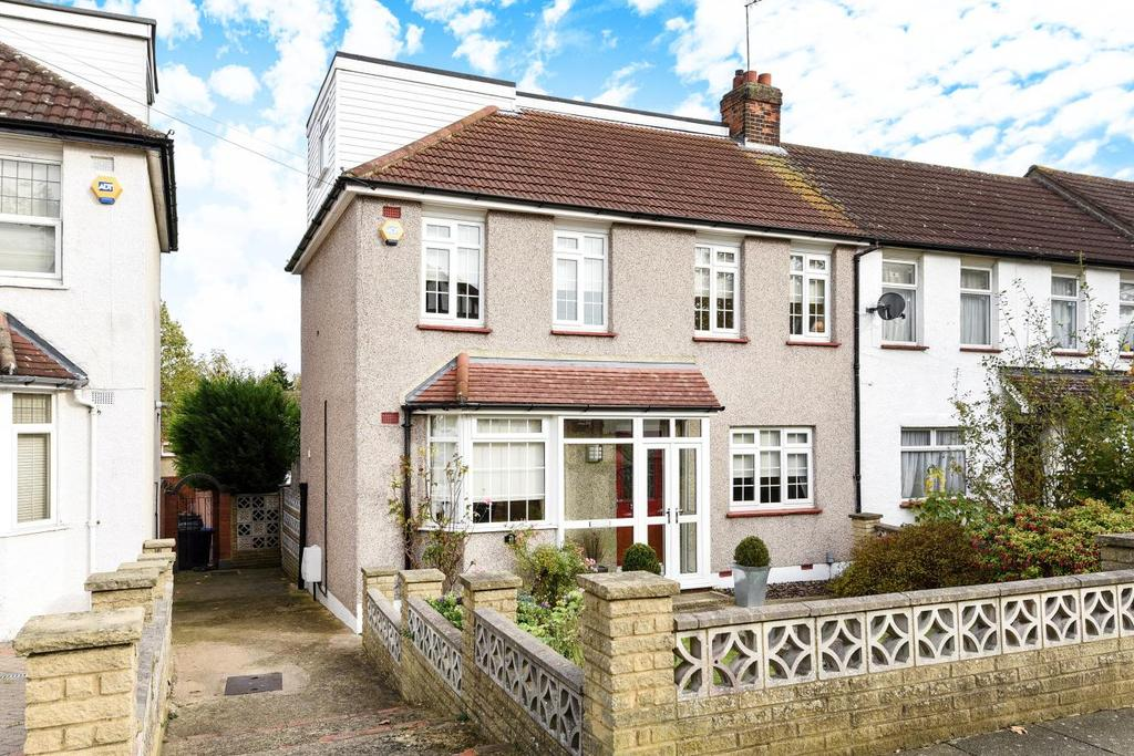 4 Bedrooms End Of Terrace House for sale in Trent Gardens, Southgate