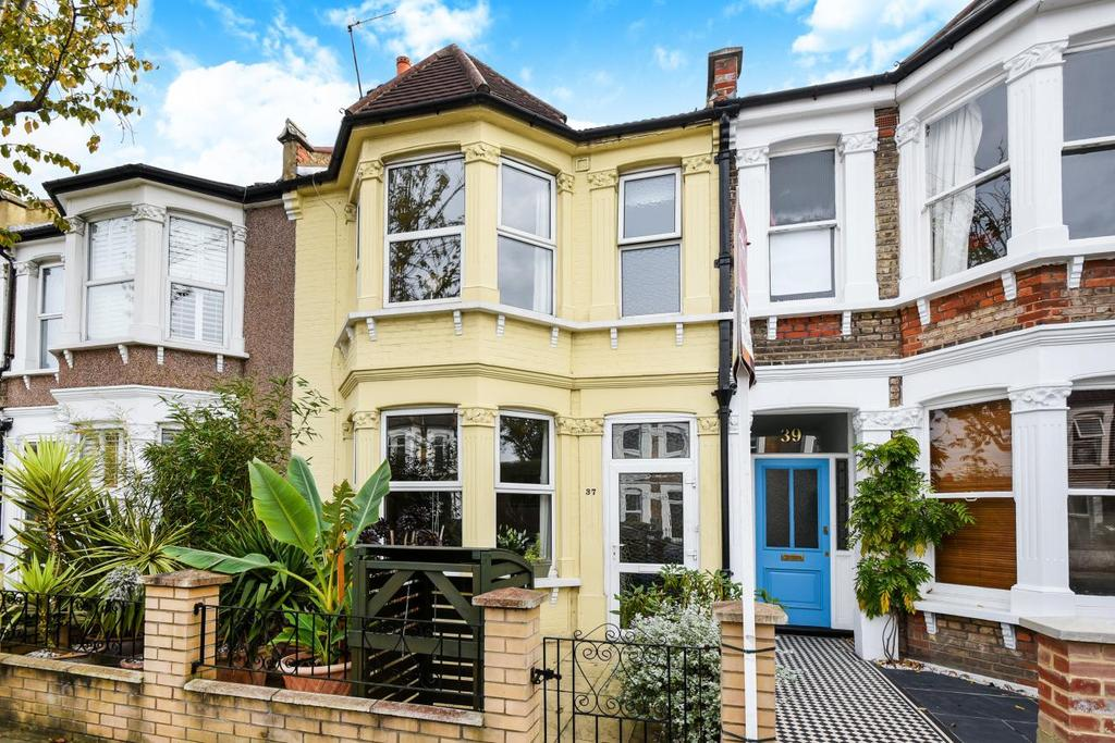 3 Bedrooms Terraced House for sale in Chudleigh Road, Brockley
