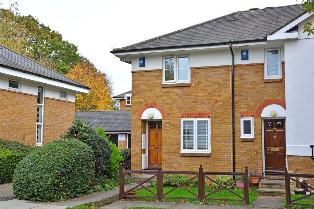 2 Bedrooms End Of Terrace House for sale in St Josephs Vale, Blackheath, London, SE3