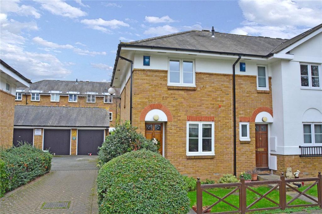 2 Bedrooms End Of Terrace House for sale in St Josephs Vale, Blackheath, London, SE3