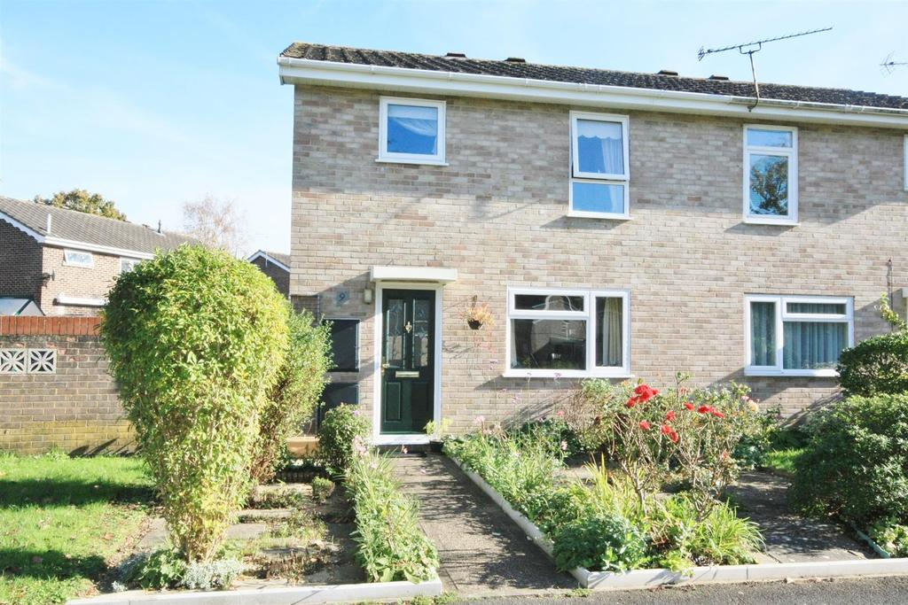 3 Bedrooms Semi Detached House for sale in Barrington Close, Boyatt Wood