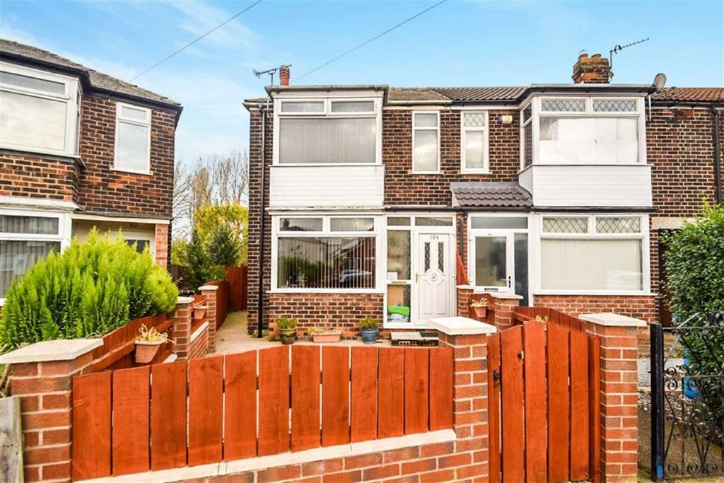 2 Bedrooms End Of Terrace House for sale in Rockford Avenue, Hull, East Yorkshire, HU8