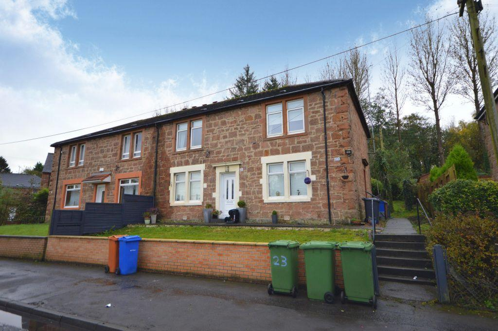 2 Bedrooms Flat for sale in 23 Springfield Crescent, Bishopbriggs, Glasgow, G64 1PY