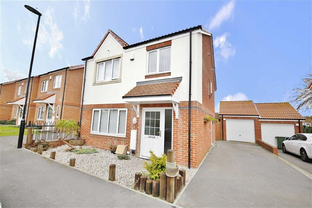 4 Bedrooms Detached House for sale in Westerwood, Doxford, Sunderland, SR3