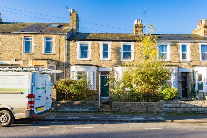 2 Bedrooms Terraced House for sale in St. Marys Road, Oxford
