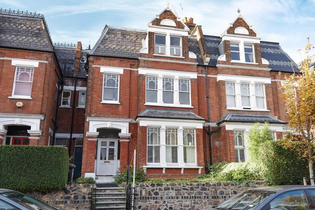 2 Bedrooms Flat for sale in Whitehall Park, Highgate