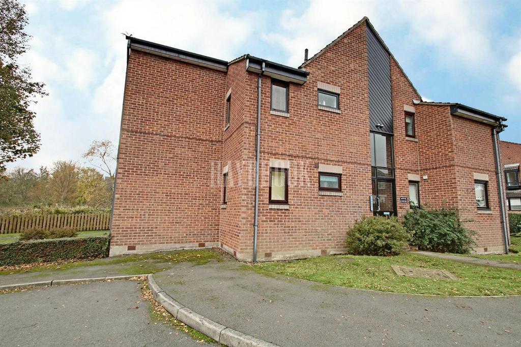 1 Bedroom Flat for sale in Anvil Court, Stannington