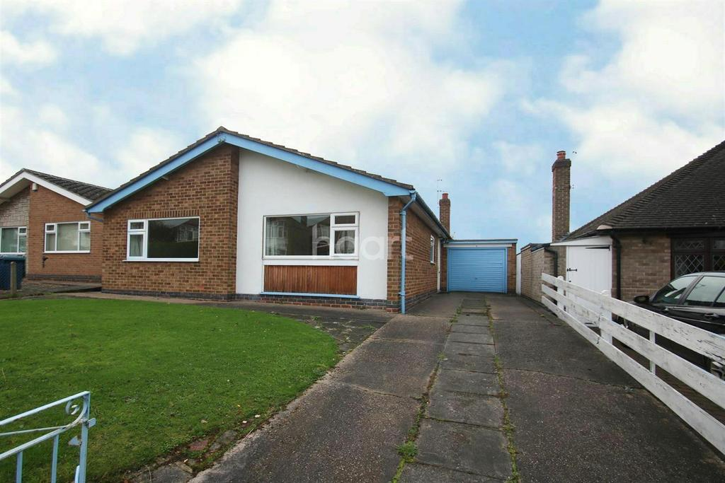 3 Bedrooms Bungalow for sale in Haileybury Road, West Bridgford, Nottinghamshire