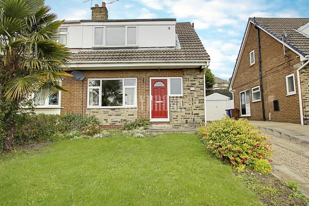 3 Bedrooms Bungalow for sale in Springfield Close, Darfield