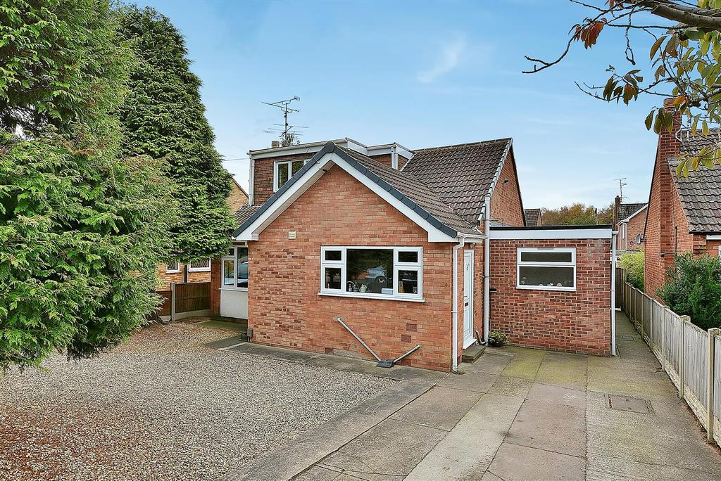 4 Bedrooms Detached House for sale in Winchester Close, Mansfield