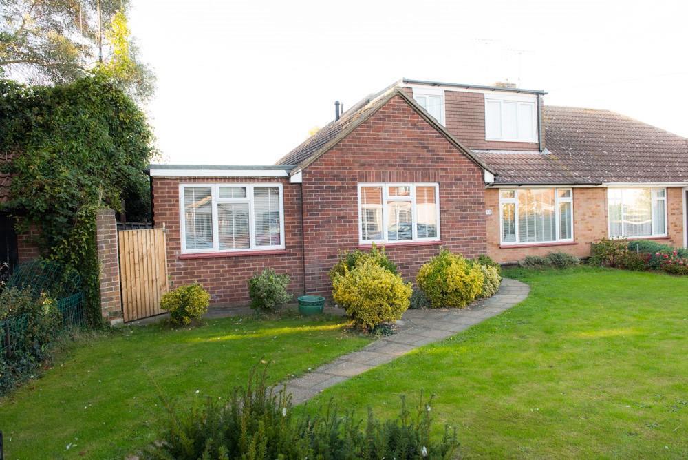 4 Bedrooms Semi Detached House for sale in Glebefield Road, Hatfield Peverel, Chelmsford