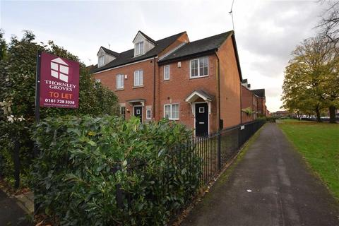 2 bedroom townhouse to rent - Marland Way, Stretford