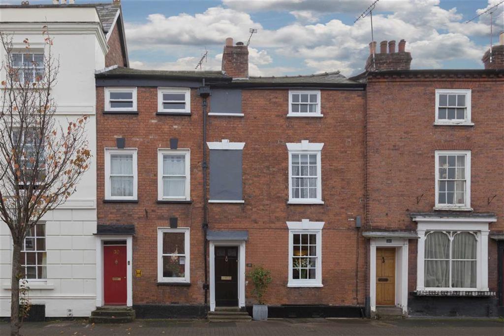 4 Bedrooms Town House for sale in Etnam Street, LEOMINSTER, Leominster, Herefordshire