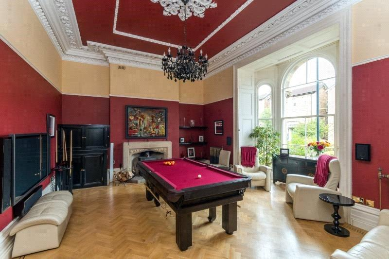Pembroke road clifton bristol bs8 8 bed semi detached for Best private dining rooms bristol