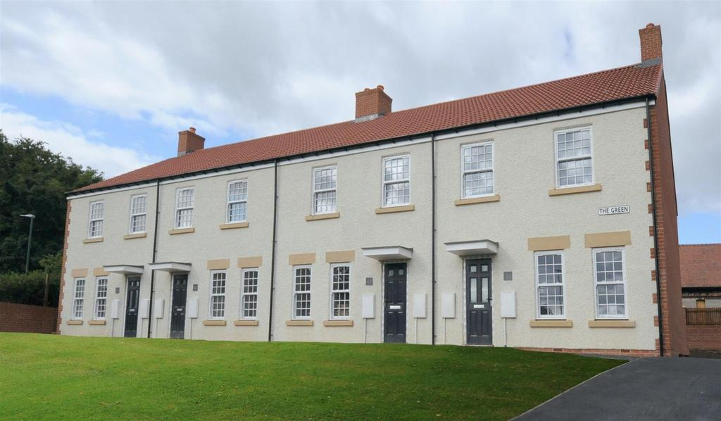 3 Bedrooms Cottage House for sale in High Street, Aycliffe Village, Newton Aycliffe