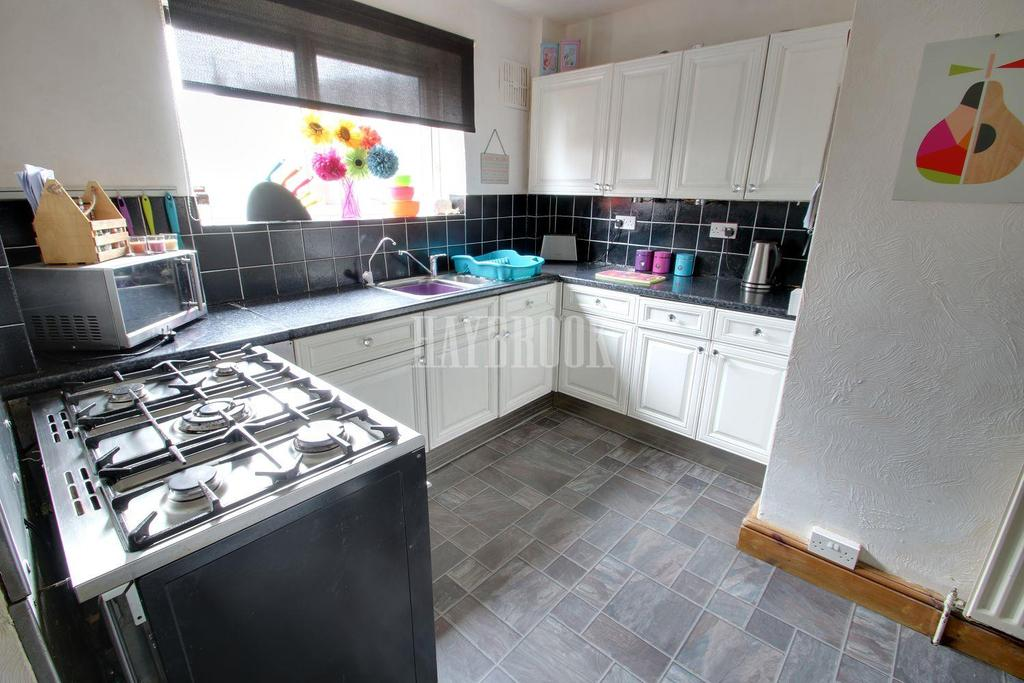 3 Bedrooms Terraced House for sale in Basegreen Drive, Baasegreen, S12