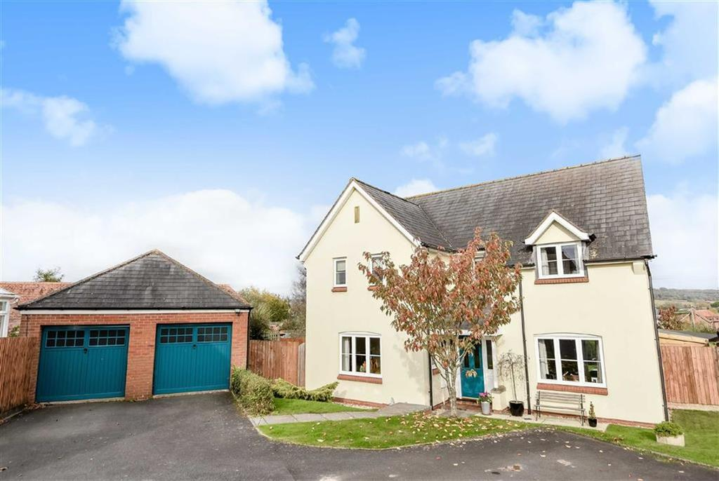 4 Bedrooms Detached House for sale in Maple Road, Broadclyst, Exeter, Devon, EX5