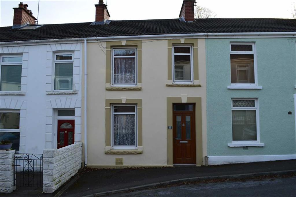 3 Bedrooms Terraced House for sale in Kimberley Road, Swansea, SA2