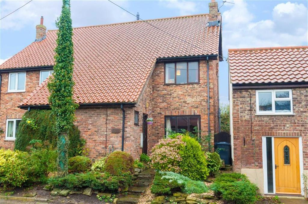 2 Bedrooms Semi Detached House for sale in Bagby, Thirsk