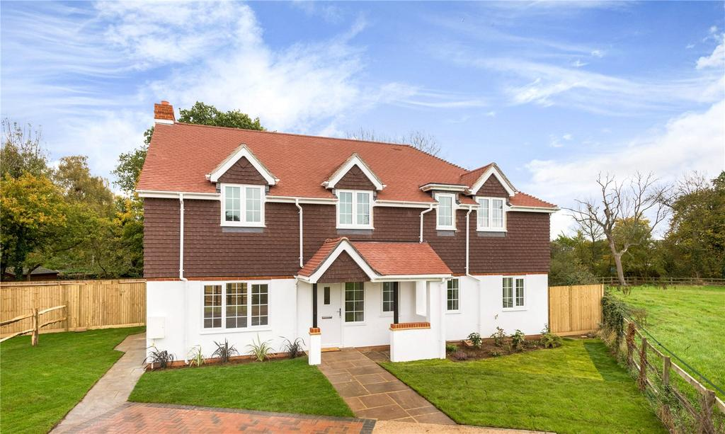 4 Bedrooms Detached House for sale in The Paddocks, Vines Lane, Hildenborough, Kent, TN11