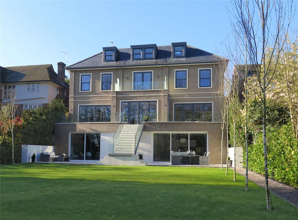 6 Bedrooms Detached House for sale in Wayneflete Tower Avenue, Esher, Surrey, KT10