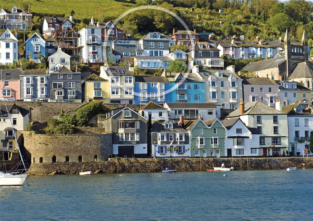 4 Bedrooms Detached House for sale in Above Town, Dartmouth, Devon, TQ6