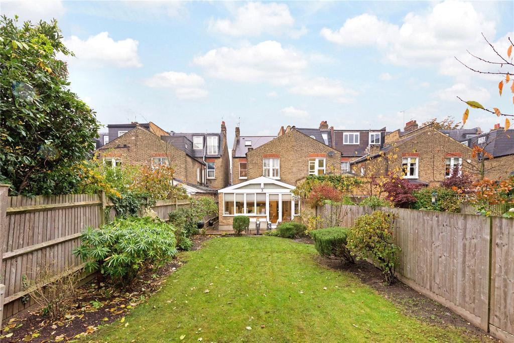 5 Bedrooms Semi Detached House for sale in Earlsfield Road, Wandsworth, London, SW18