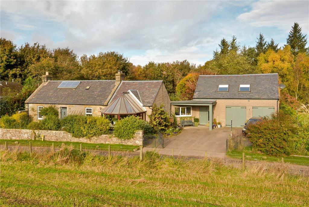 3 Bedrooms Detached House for sale in Hillcrest, Blebo Craigs, Cupar, Fife, KY15