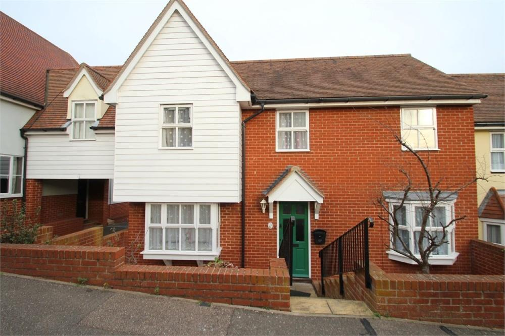 4 Bedrooms Semi Detached House for sale in St Augustine Mews, COLCHESTER, Essex