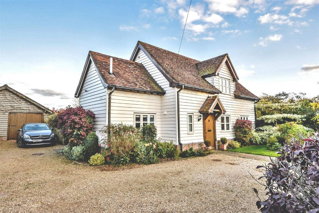 3 Bedrooms Detached House for sale in 44 Walden Road, Sewards End, Nr Saffron Walden