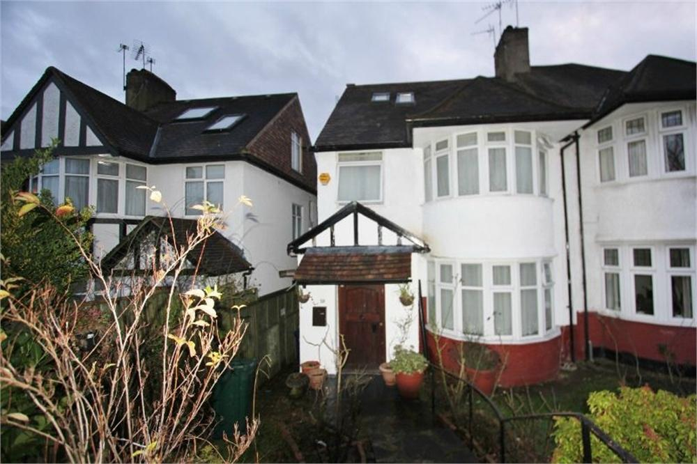 8 Bedrooms Semi Detached House for sale in Holders Hill Avenue, Hendon