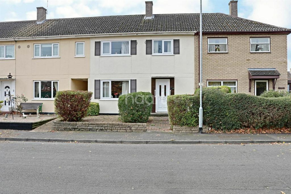 3 Bedrooms Terraced House for sale in High Barns, Ely