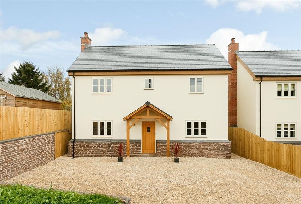 3 Bedrooms Detached House for sale in Dorstone, Hereford