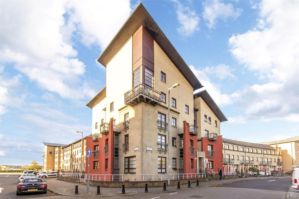 2 Bedrooms Flat for sale in 1/2, 18 Southside Crescent, New Gorbals, Glasgow, G5