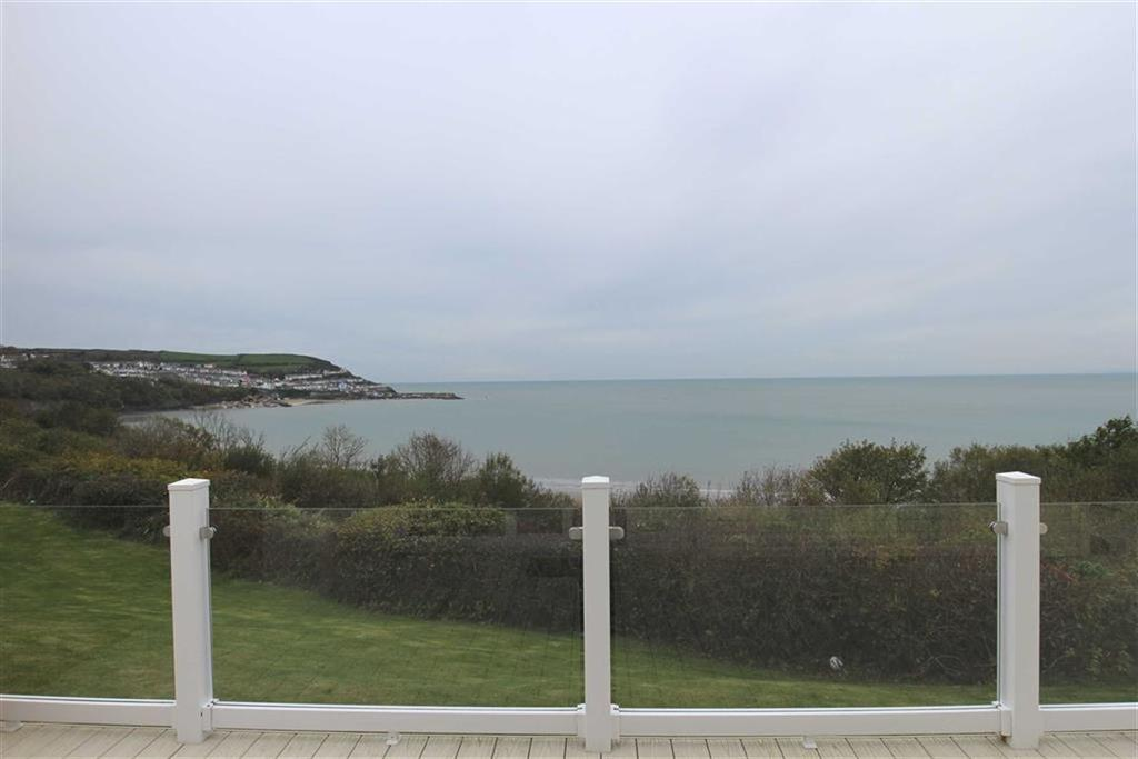 3 Bedrooms Detached Bungalow for sale in Harbour View, New Quay, Ceredigion