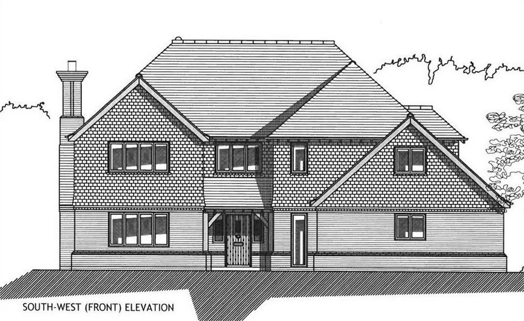 Land Commercial for sale in Plot 2 at Marle Green, HORAM, Heathfield, East Sussex
