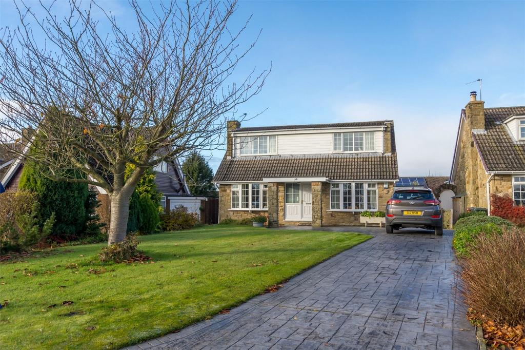 3 Bedrooms Detached House for sale in Castle Side, Sheriff Hutton, YORK